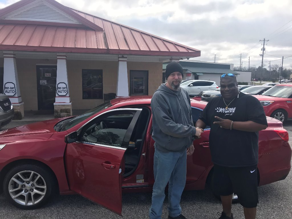 About Us | Pay Day Auto Sales | Used Cars For Sale - Sumter, SC
